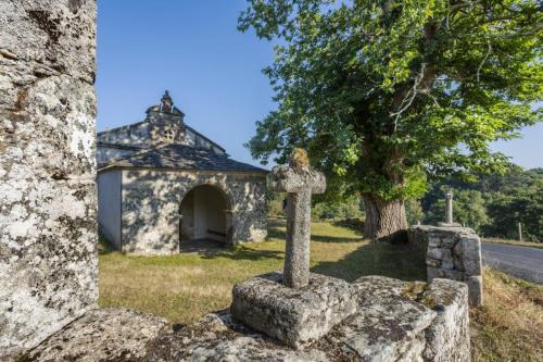 Igrexa parroquial Carballido