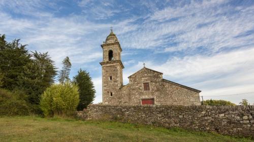 Igrexa parroquial San Simón da Costa