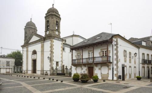Igrexa parroquial de Santa María