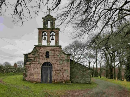 Igrexa parroquial Boizán