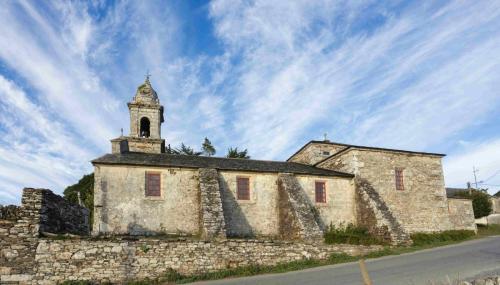 Igrexa parroquial de San Simón da Costa